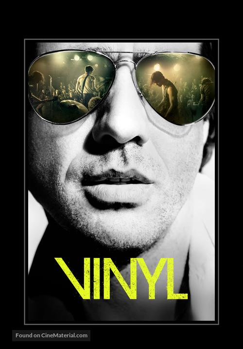 """Vinyl"" - Movie Poster"