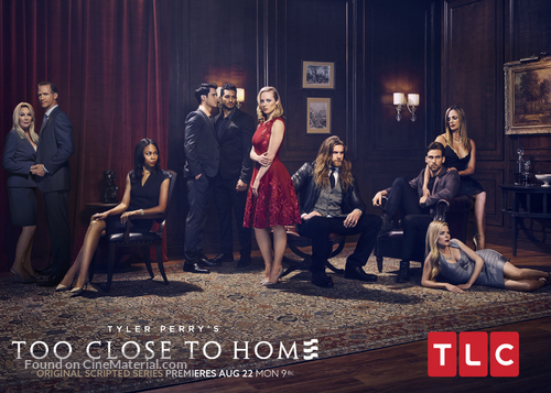 """""""Too Close to Home"""" - Movie Poster"""