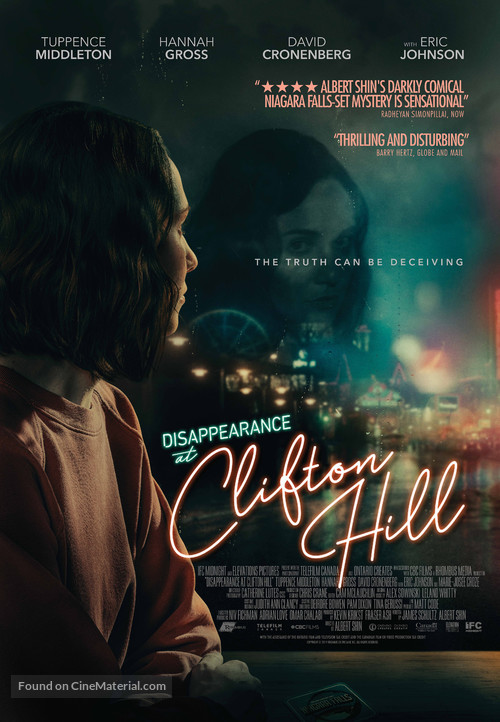 Clifton Hill - Movie Poster