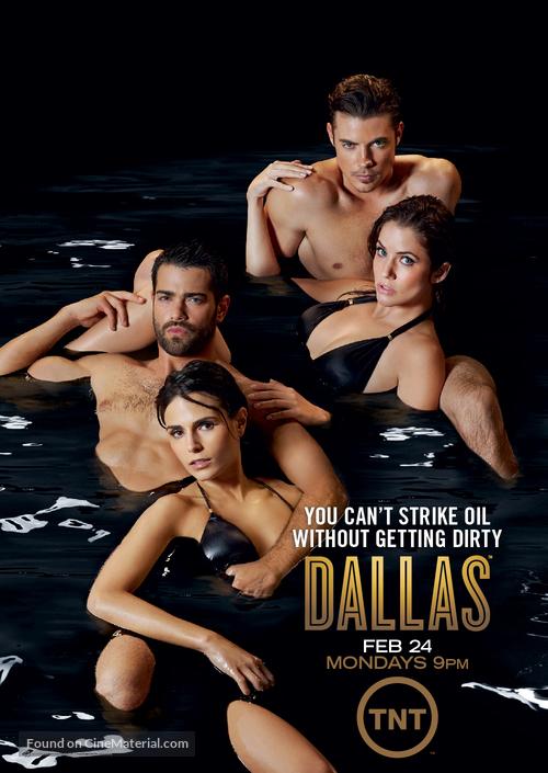 """""""Dallas"""" - Movie Poster"""