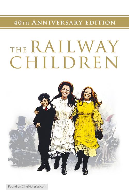The Railway Children - DVD movie cover