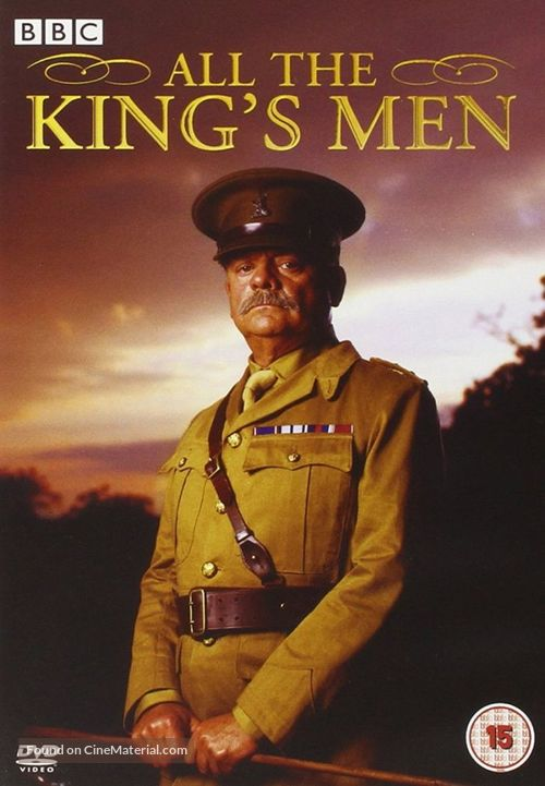 All the King's Men - British Movie Cover