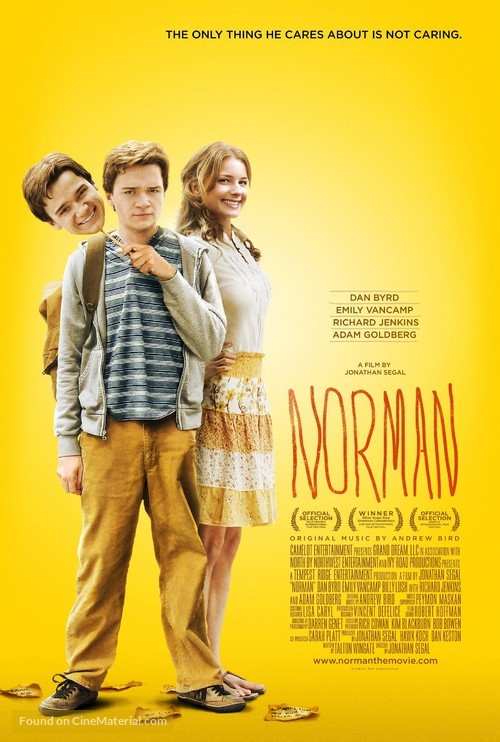 Norman - Movie Poster