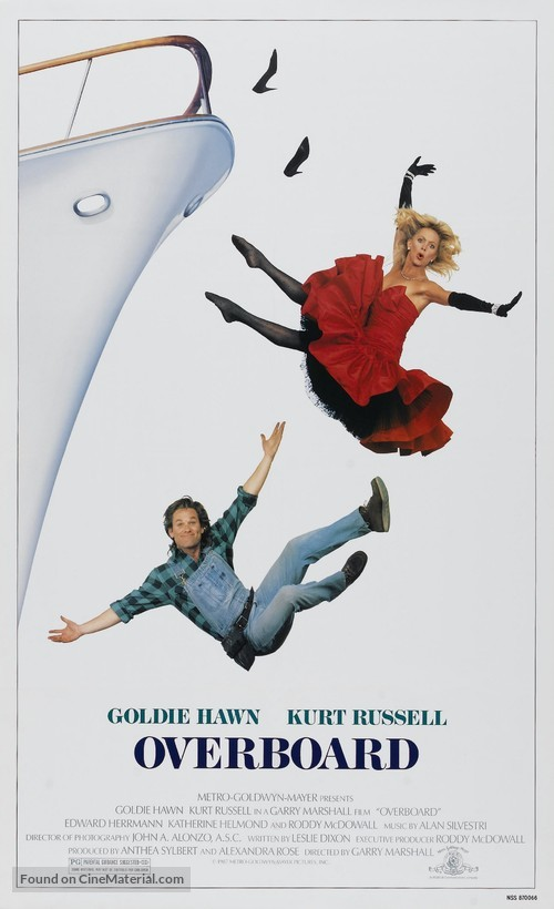 Overboard - Movie Poster