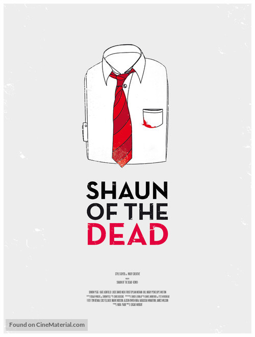 Shaun of the Dead - Movie Poster