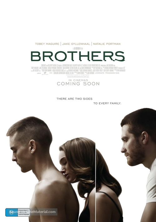 Brothers - Australian Movie Poster