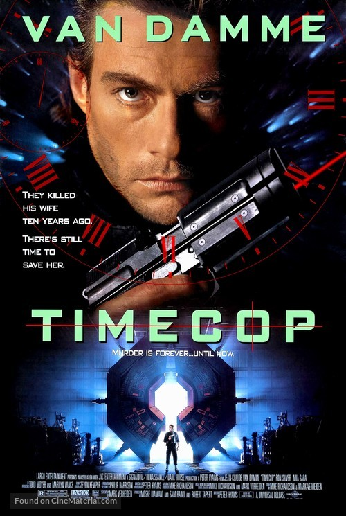 Timecop - Movie Poster