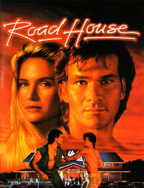Road House - Blu-Ray movie cover