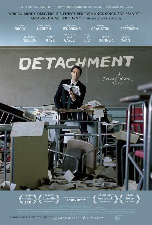 Detachment - Movie Poster
