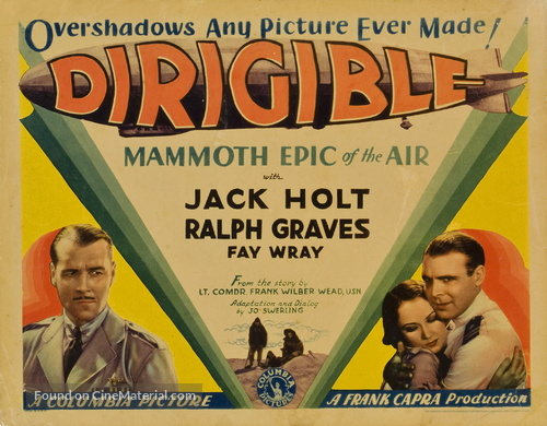 Dirigible - Movie Poster