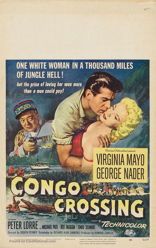 Congo Crossing - Movie Poster