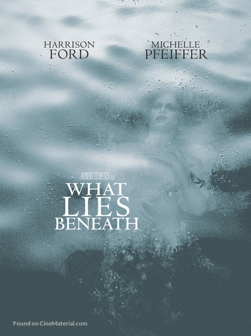 what lies beneath What lies beneath is not a traditional 'did they, didn't they' courtroom drama what lies beneath uses the courtroom footage as tantalizing flash-forwards that tease.
