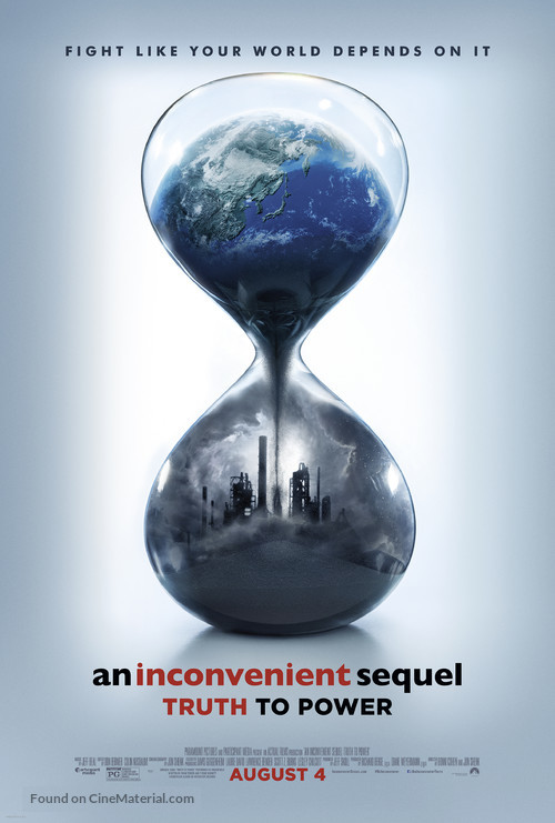An Inconvenient Sequel: Truth to Power - Movie Poster