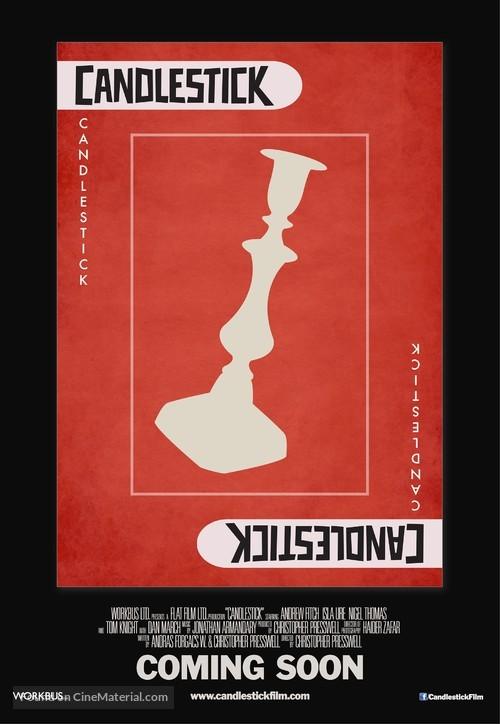 Candlestick - British Movie Poster
