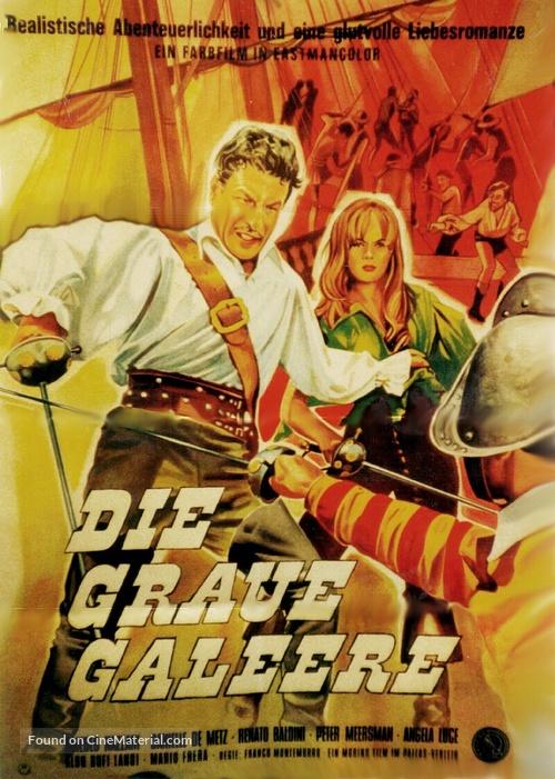 Odio mortale - German Movie Poster