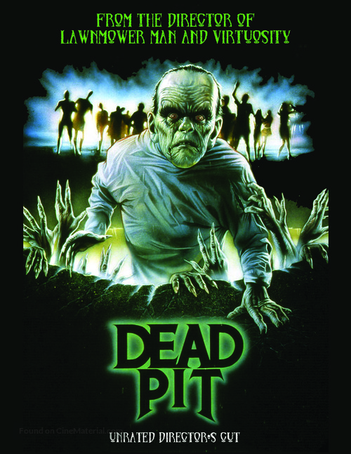 The Dead Pit - Movie Cover