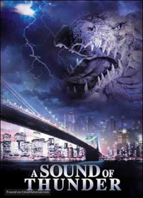 A Sound of Thunder - DVD movie cover