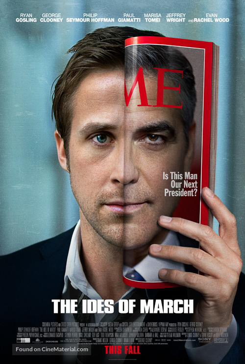 The Ides of March - Movie Poster