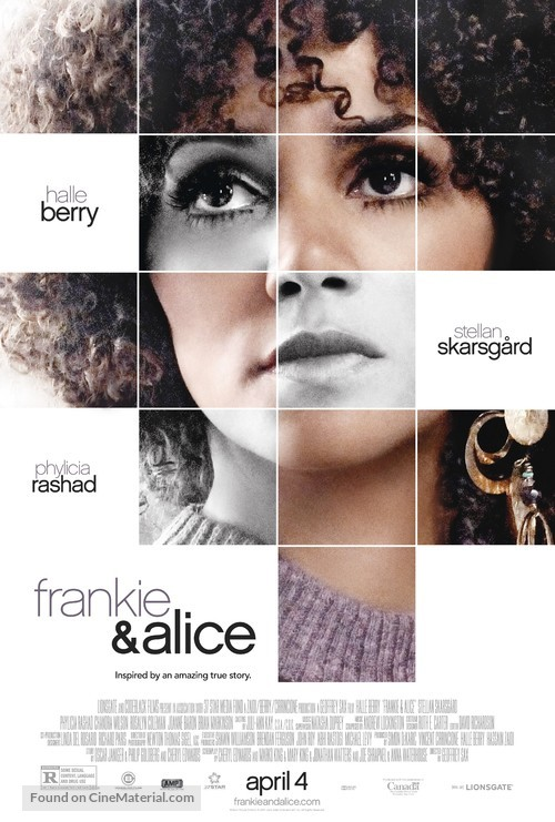 Frankie and Alice - Movie Poster