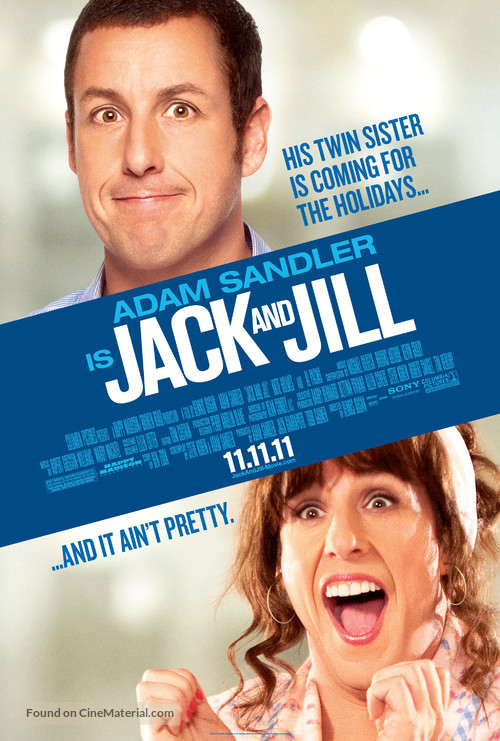 Jack and Jill - Movie Poster