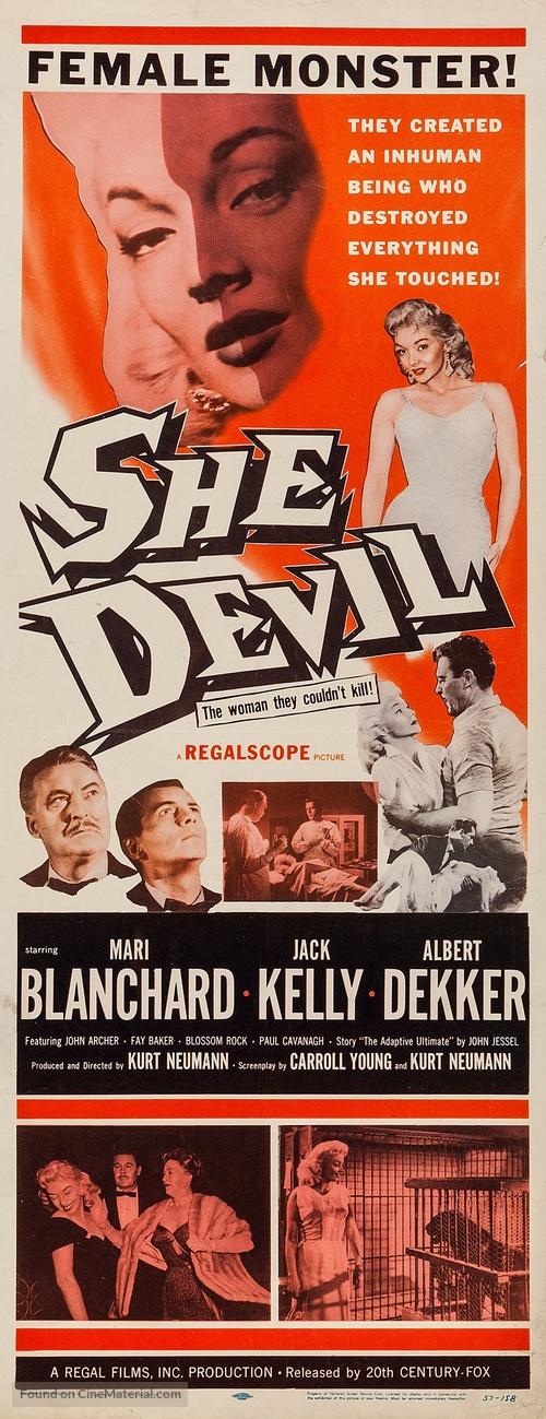 She Devil - Movie Poster