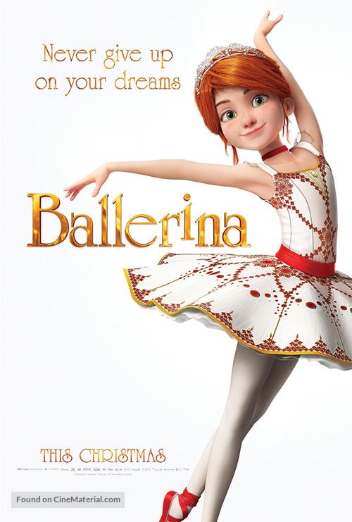 poster pelicula ballerina