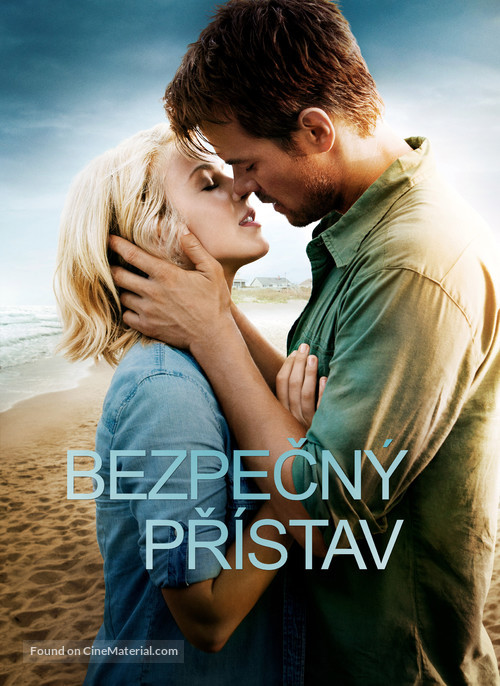 Safe Haven - Czech Movie Poster