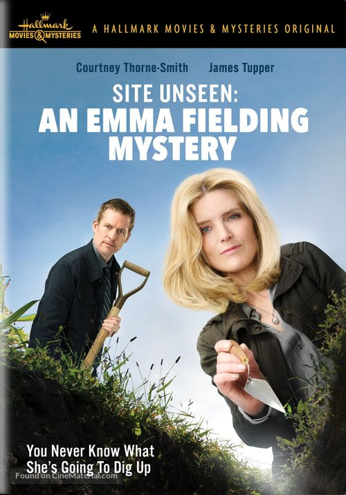 Site Unseen: An Emma Fielding Mystery - DVD movie cover