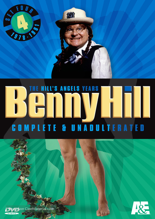 """""""Benny Hill"""" - Movie Cover"""