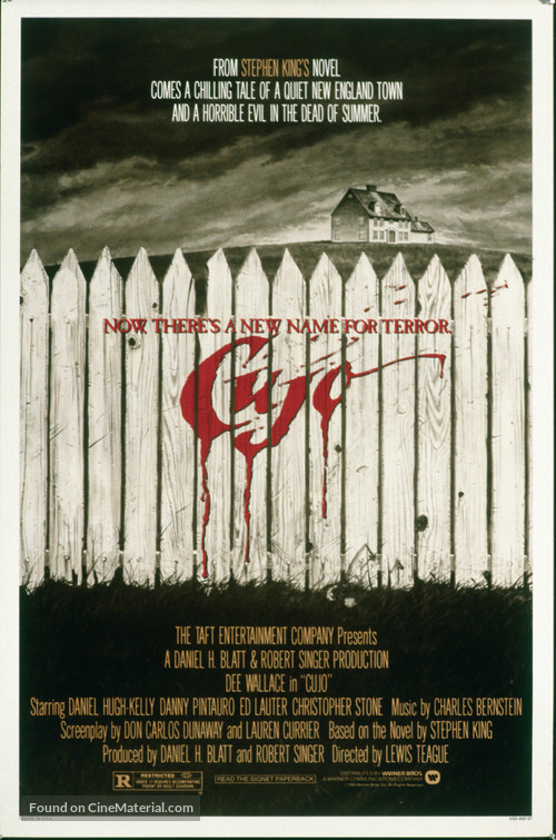 Cujo - Movie Poster