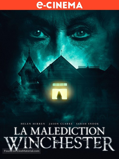 Winchester - French Movie Poster