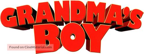 Grandma's Boy - Logo