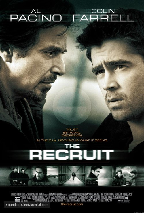 The Recruit - Movie Poster
