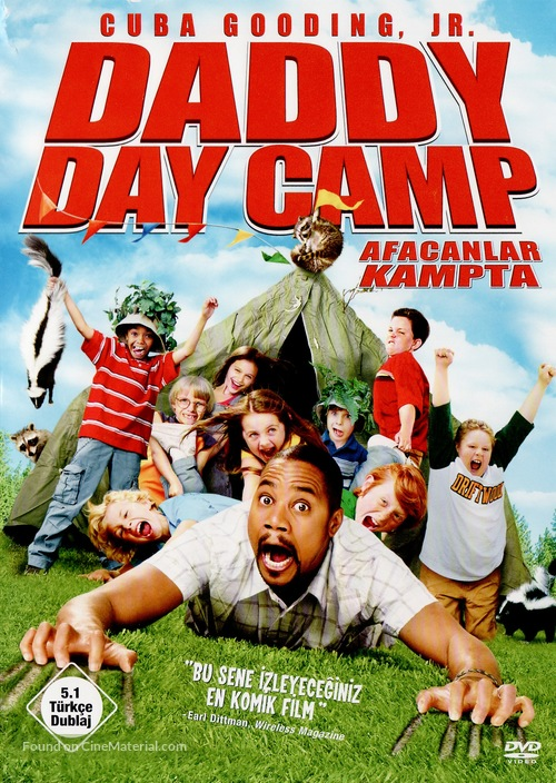 Daddy Day Camp - Turkish Movie Cover