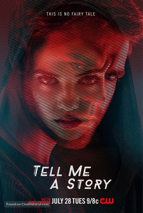 """""""Tell Me a Story"""" - Movie Poster"""