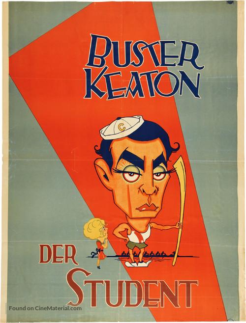 College - German Movie Poster