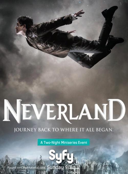 """Neverland"" - Movie Poster"