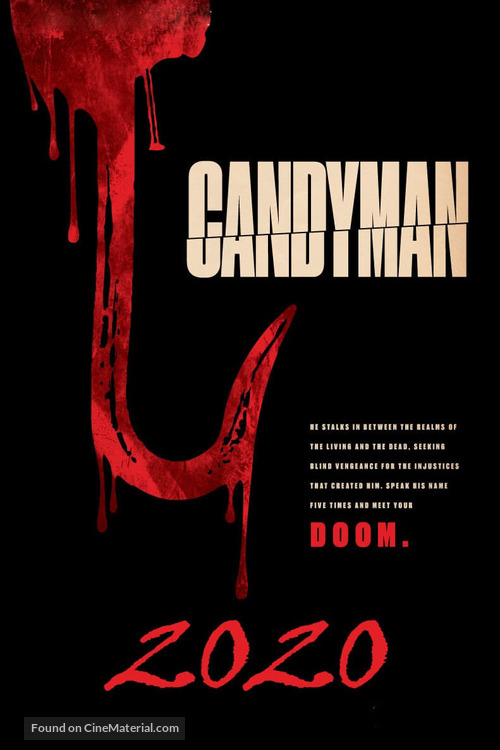Candyman - Movie Poster