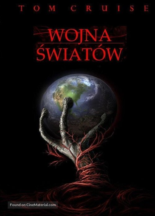 War of the Worlds - Polish Movie Cover