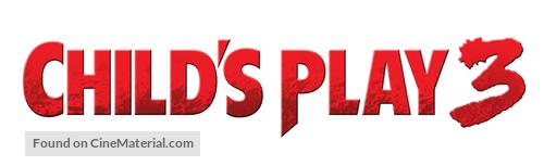 Child's Play 3 - Logo