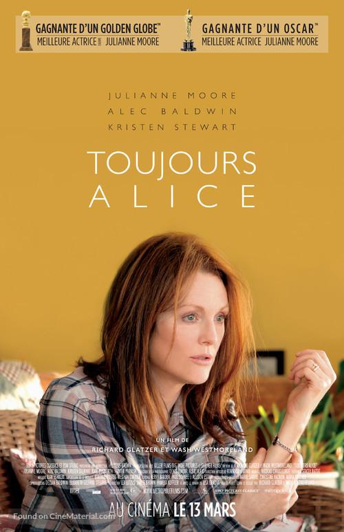 Still Alice - Canadian Movie Poster