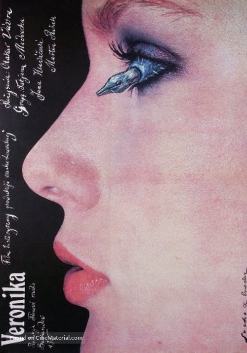 Veronika - Polish Movie Poster