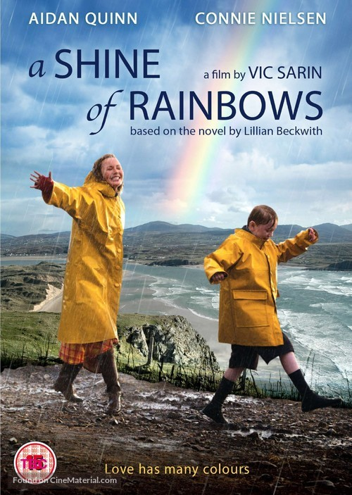 A Shine of Rainbows - British Movie Cover