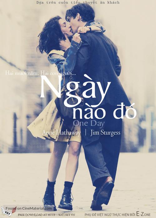 One Day - Vietnamese Movie Poster