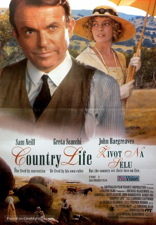 Country Life - Movie Poster