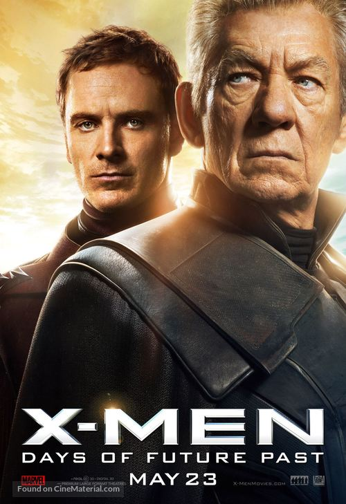 X-Men: Days of Future Past - Movie Poster