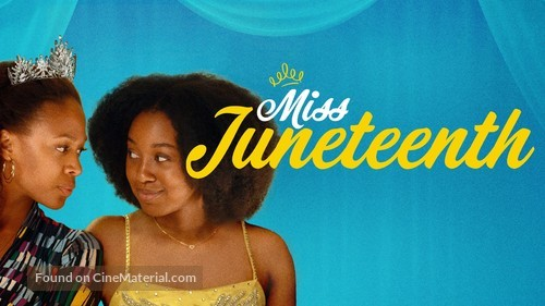 Miss Juneteenth - Video on demand movie cover