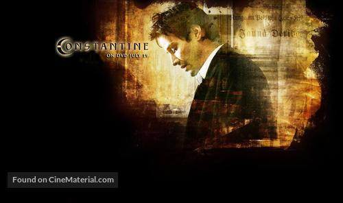 Constantine - Brazilian Movie Poster