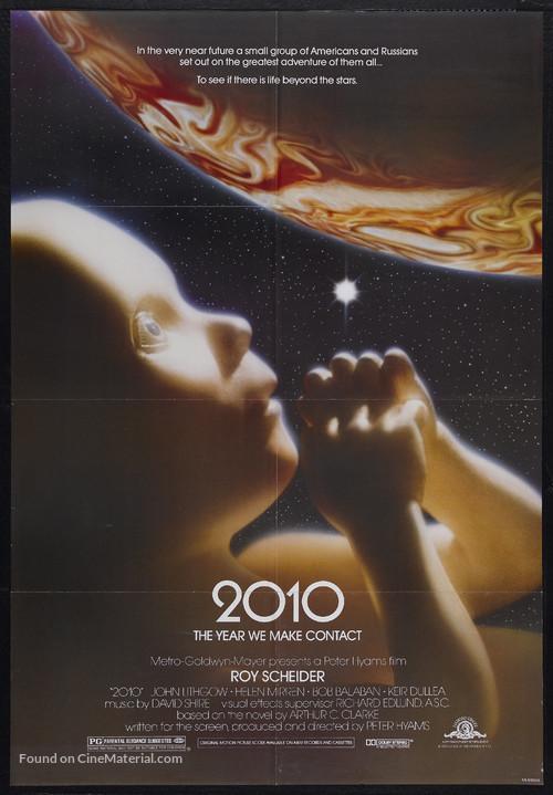 2010 - Movie Poster