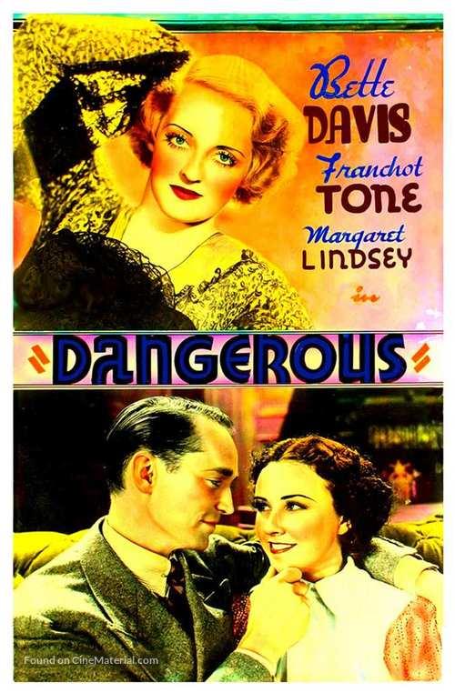 Dangerous - Movie Poster